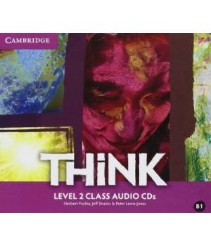 Диски Think 2 (B1) Class Audio CDs (3)