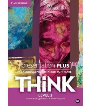 Диск Think 2 (B1) Presentation Plus DVD-ROM