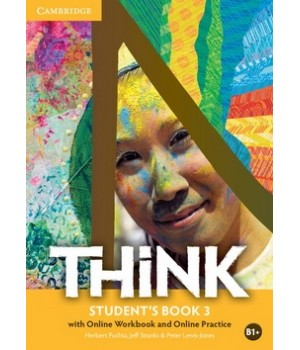 Підручник Think 3 (B1+) Student's Book with Online Workbook and Online Practice