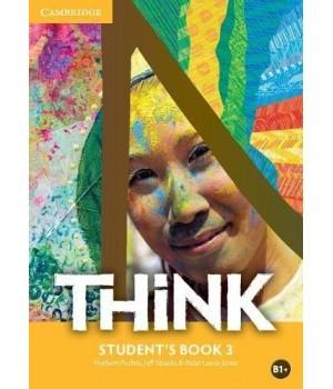 Підручник Think 3 (B1+) Student's Book