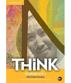 Робочий зошит Think 3 (B1+) Workbook with Online Practice