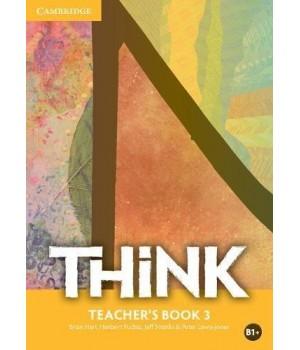 Книга для вчителя Think 3 (B1+) Teacher's Book