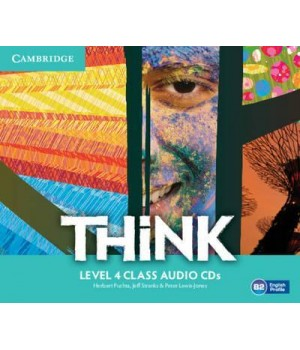 Диски Think 4 (B2) Class Audio CDs (3)