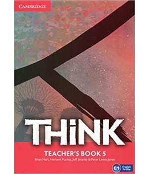 Книга для учителя Think 5 (C1) Teacher's Book