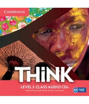 Диски Think 5 (C1) Class Audio CDs (3)