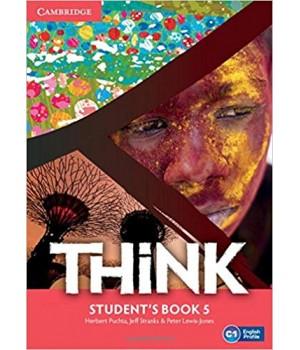 Підручник Think 5 (C1) Student's Book