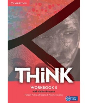 Рабочая тетрадь Think 5 (C1) Workbook with Online Practice