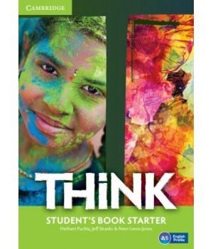 Підручник Think Starter (A1) Student's Book