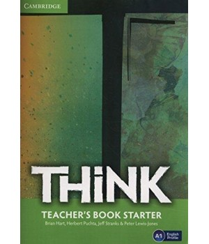 Книга для вчителя Think Starter (A1) Teacher's Book