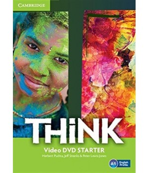 Диск Think Starter (A1) Video DVD