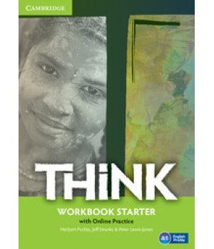 Робочий зошит Think Starter (A1) Workbook with Online Practice