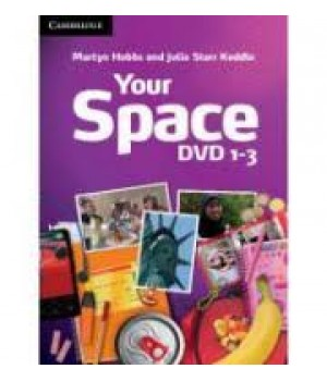 Диск Your Space Levels 1–3 DVD