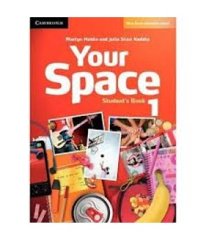 Підручник Your Space Level 1 Student's Book