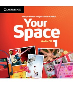 Диски Your Space Level 1 Class Audio CDs (3)