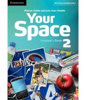 Учебник Your Space Level 2 Student's Book