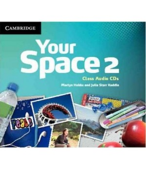 Диски Your Space Level 2 Class Audio CDs (3)