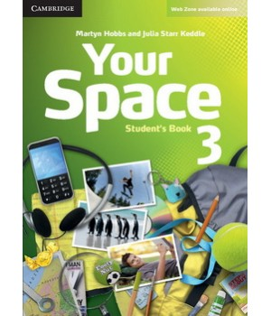 Підручник Your Space Level 3 Student's Book