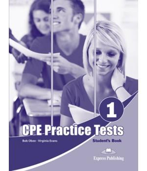 Підручник CPE Practice Tests 1 Student's Book