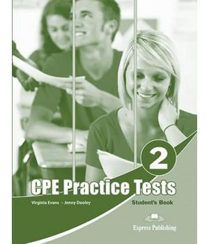 Підручник CPE Practice Tests 2 Student's Book