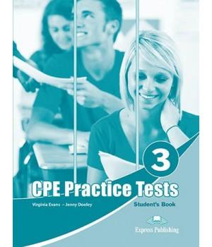 Підручник CPE Practice Tests 3 Student's Book