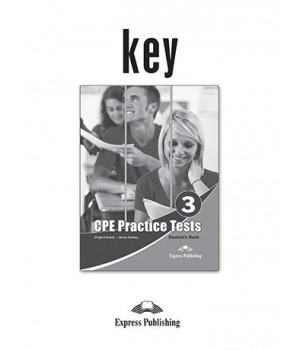 Відповіді CPE Practice Tests 3 Key