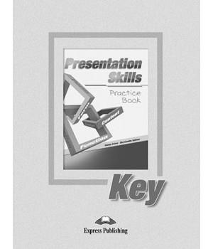 Відповіді Presentation Skills Practice Book Key