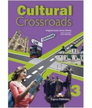Підручник Cultural Crossroads 3 Student`s Book