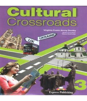 Диск Cultural Crossroads 3 Class Audio CD