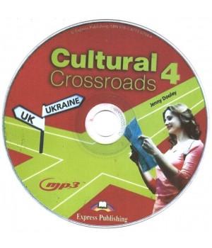 Диски Cultural Crossroads 4 Class Audio CDs