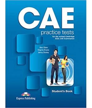 Підручник CAE Practice Tests Student's Book