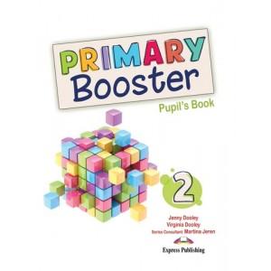 Підручник Primary Booster 2 Pupil's Book