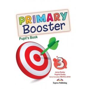 Підручник Primary Booster 3 Pupil's Book