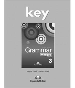 Відповіді Grammar Targets 3 Key