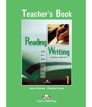 Книга для вчителя Reading and Writing Targets 1 Teacher's Book