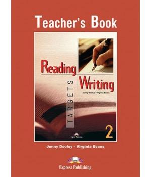 Книга для вчителя Reading and Writing Targets 2 Teacher's Book