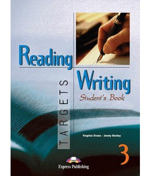 Підручник Reading and Writing Targets 3 Student's Book