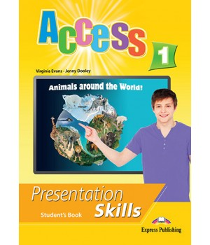 Підручник Access 1 Presentation Skills Student's Book