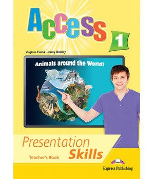 Книга для вчителя Access 1 Presentation Skills Teacher's Book