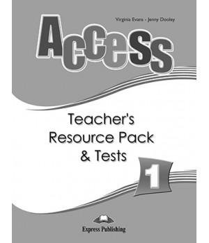 Книга для вчителя Access 1 Teacher's Resource Pack
