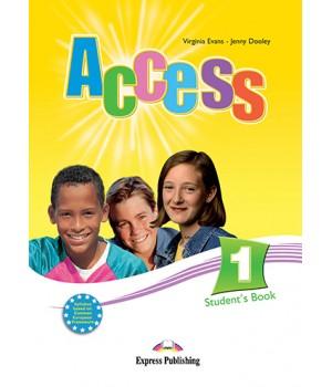 Підручник Access 1 Student's Book