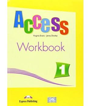 Рабочая тетрадь Access 1 Workbook