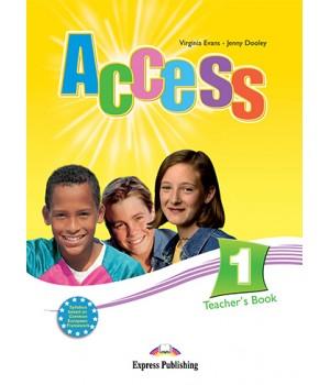 Книга для вчителя Access 1 Teacher's Book