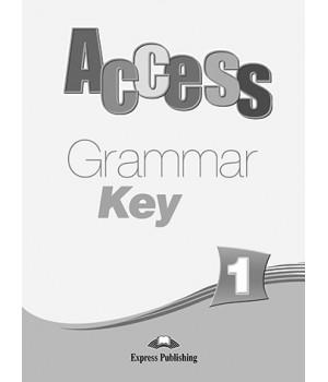 Відповіді Access 1 Grammar Key