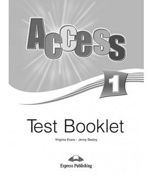 Тести Access 1 Test Booklet