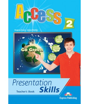 Книга для вчителя Access 2 Presentation Skills Teacher's Book