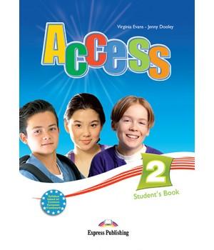 Підручник Access 2 Student's Book