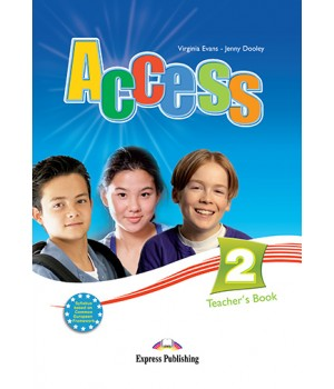 Книга для вчителя Access 2 Teacher's Book