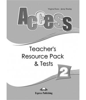 Книга для вчителя Access 2 Teacher's Resource Pack