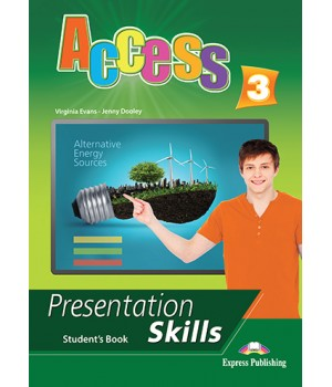 Підручник Access 3 Presentation Skills Student's Book