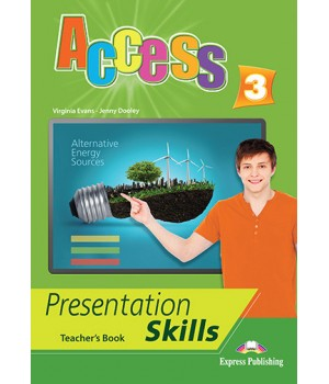 Книга для вчителя Access 3 Presentation Skills Teacher's Book